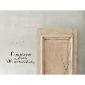 Linen+room Linne8thanniversary